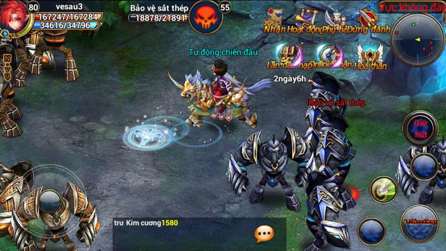 tải game liên minh huyền bí king online 2