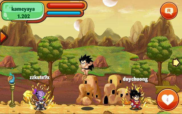 Tải game Ngọc Rồng Online